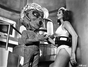 1960 ... formerly unknown Mexican sci-fi!