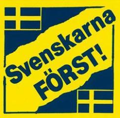 svenskarna-först