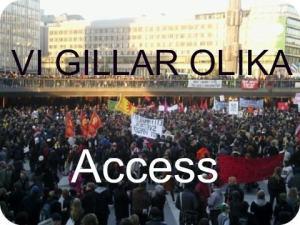 Vi gillar olika | Access