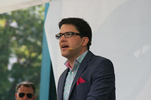 Jimmy Åkesson 2011-07-10