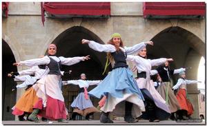 Gypsy dancers / Bailarinas zíngaras (III)
