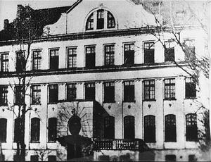 Krochmalna Street orphanage