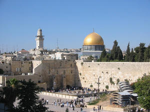 the Temple Mount -- Nov 13, 2011 / 16 Cheshvan 5772 ...item 2.. One surefire way to avert a nuclear holocaust. --  Let us not be caught unawares this time. (February 12, 2012 / 19 Shevat 5772) ...