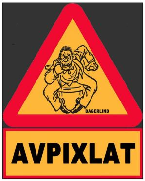 Varning för Avpixlat o Dagerlind