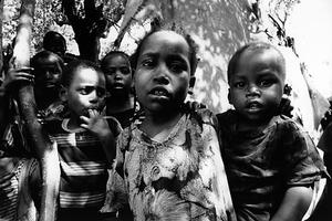 Children in Internally Displaced Persons Camp