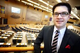 Åkesson riksdagen