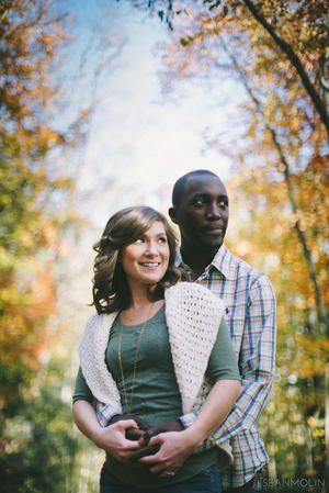 Lauren + Jeremy | Standing Tall