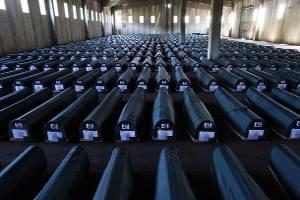 Srebrenica_begravning