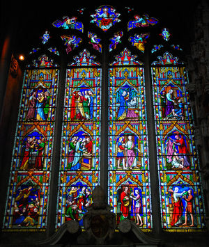 A Window on the World of Ely Cathedral