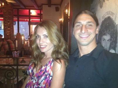 Alexandra & Zlatan