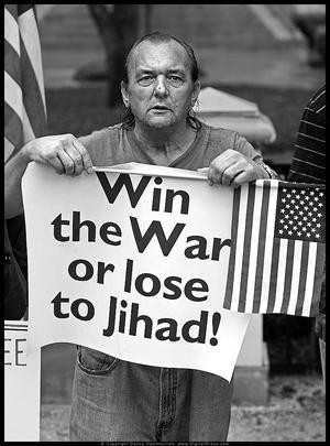 or Lose to Jihad