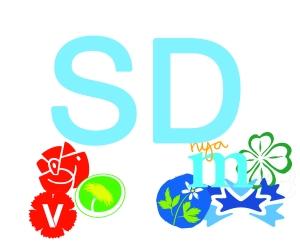 SD härskar