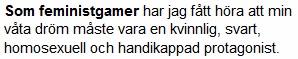 Krönika på Aftonbladet 150130