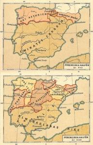 Pyreneiska halvön 830 & 1150 (klicka på bilden för att förstora den)