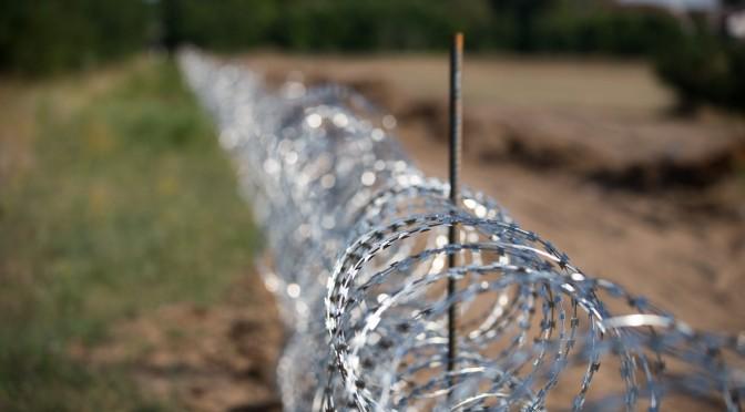 KDU Skånes ordförande vill stoppa flyktingar på gränsen