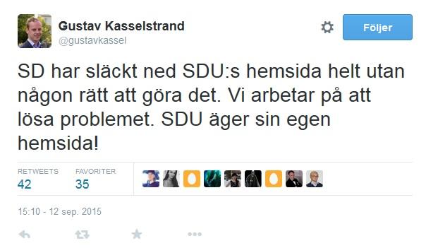 SDU vs. SDU