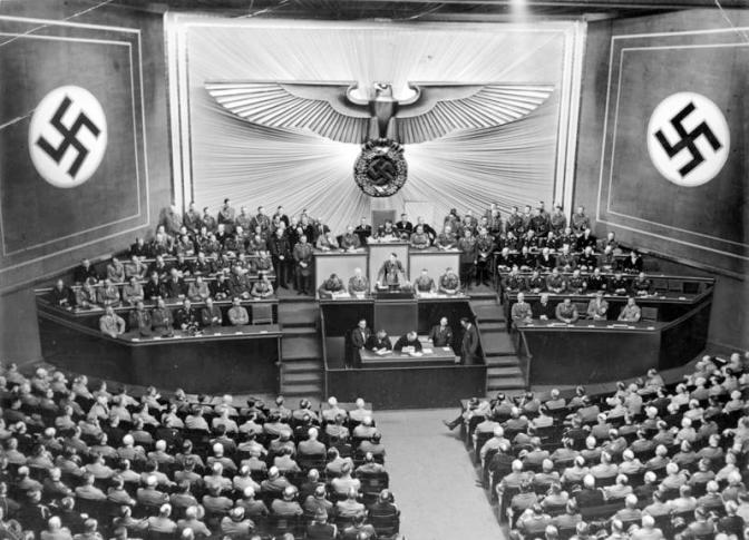Om likriktning som definition av totalitära rörelser