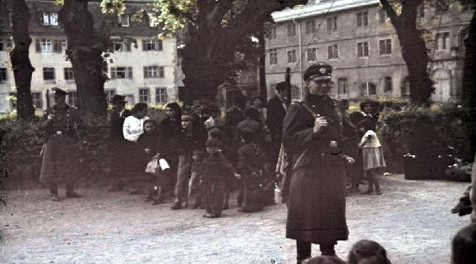 Romerna i Sverige – Ludvikafallet 1956