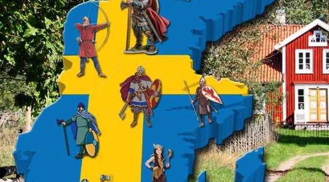 """Sverigedemokraterna och """"nationen Sverige"""""""
