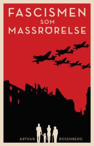 Fascismen som massrörelse - omslag av Kolbjörn Guwallius