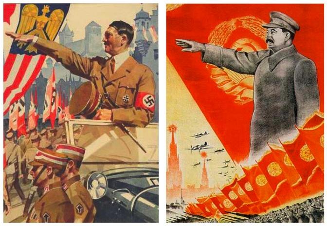 Kan man jämföra med nazismen?