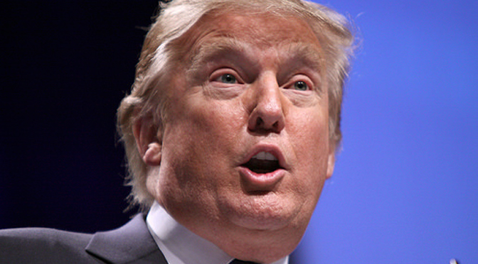 Wachtmeister kanaliserar Trump