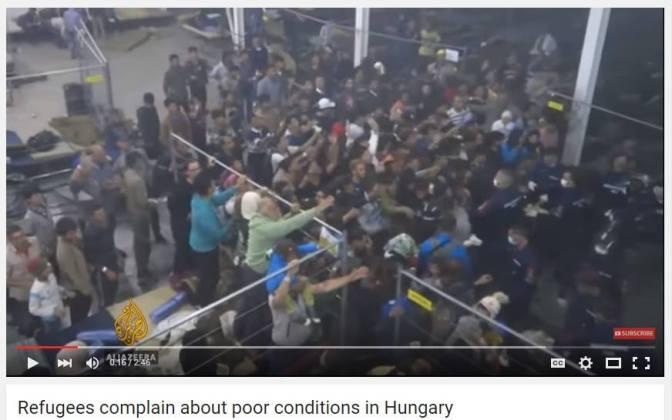 """Myt: Flyktingmottagning på """"europeisk nivå"""" – Ungern"""