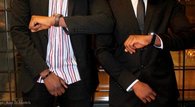 Sexualiseringen och objektifieringen av svarta män