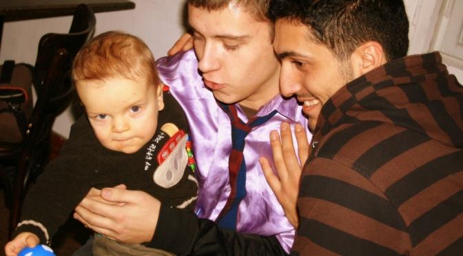 Myt: Barn behöver en mamma och en pappa