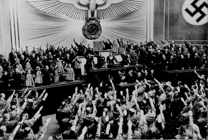 Nazisttanten Oredsson