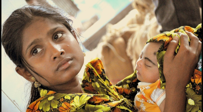 Barnäktenskap bland flyktingar
