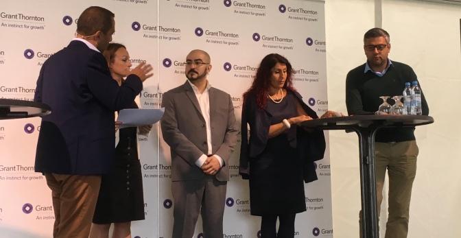 #Almedalen2016: Inkludering och integration