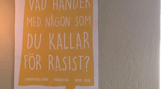 Möte med: Niclas och Navid – samtalsaktivister