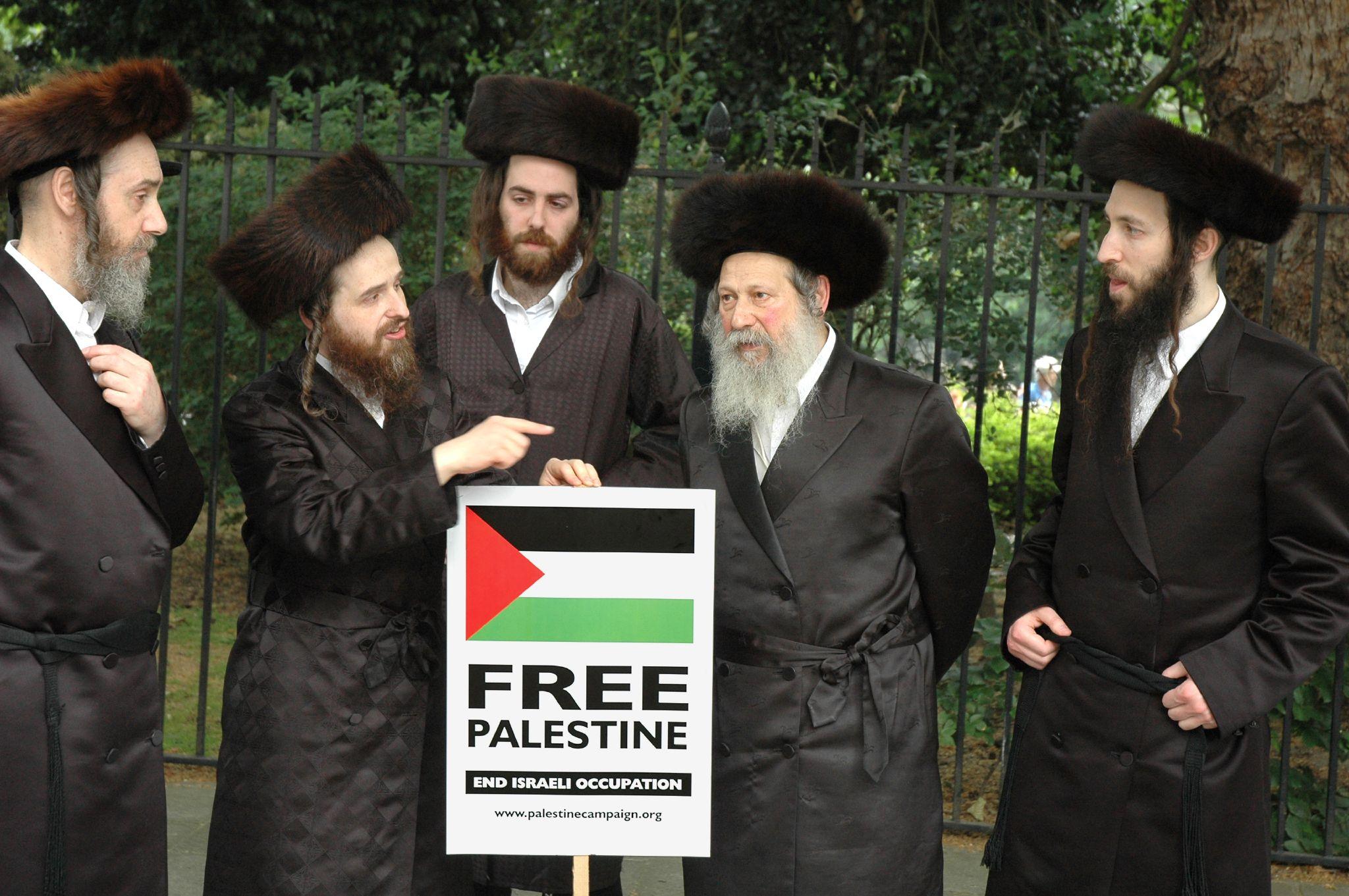 members_of_neturei_karta_orthodox_jewish_group_protest_against_israelrbankelfinkelstein-non-copyrightdror_feiler_ship_to_gaza