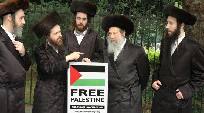 Om kollektiv skuldbeläggning av judar
