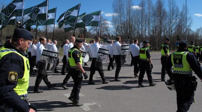 Nazistiska mordhot i Tierp: hot mot rikets säkerhet!