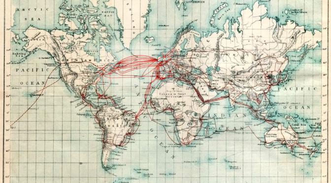Historiska läxor kring globalisering och tyranni