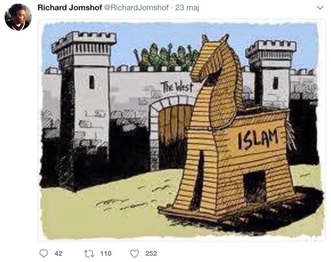 Jimmie Åkesson tror fel om Sveriges muslimer