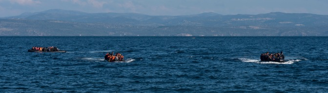 Till flyktingsmugglarnas försvar