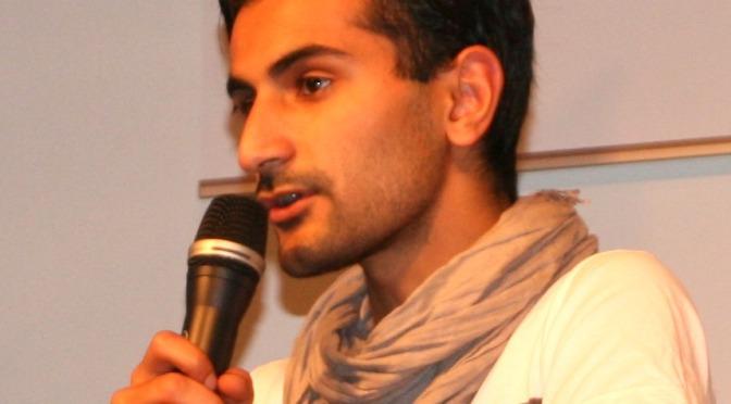 Om Hanif Balis motiv för uthängningen av Ung i Sveriges Amir Nabizadeh