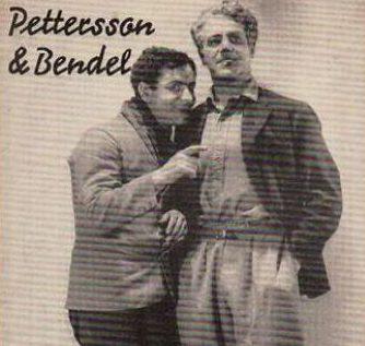 """#Bertgate: Därför har SVT aldrig visat """"Pettersson och Bendel"""" från 1933"""