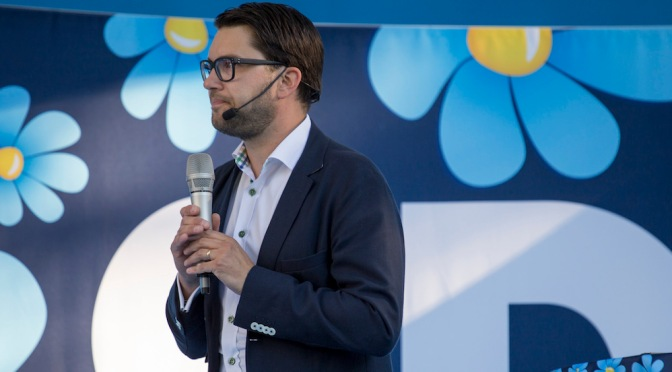 Jimmie Åkesson citerar Moberg – Kontext och intention