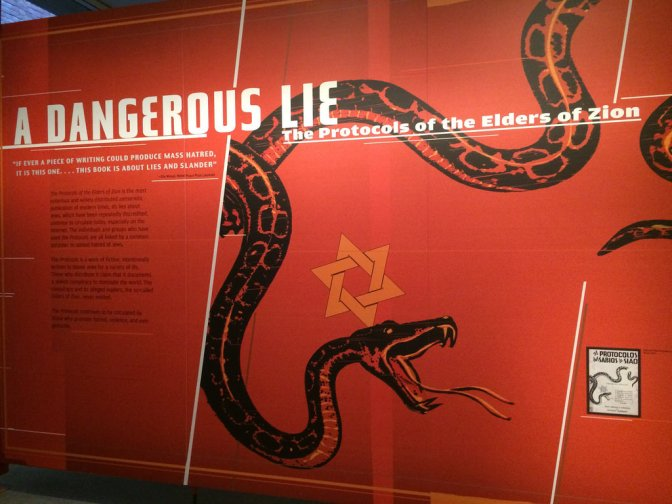 Sions vises protokoll, lögnen som blev de antisemitiska konspirationsteoriernas ABC
