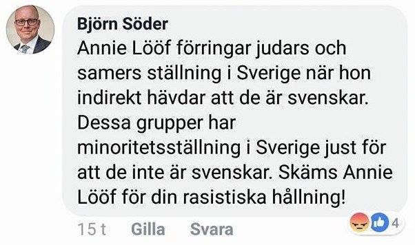Same eller svensk vs same och svensk