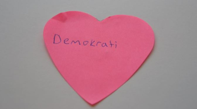 Demokrati betyder inte att majoriteten har rätt att förtrycka minoriteten