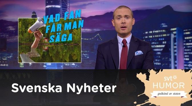 Sverigedemokraterna goes Russian