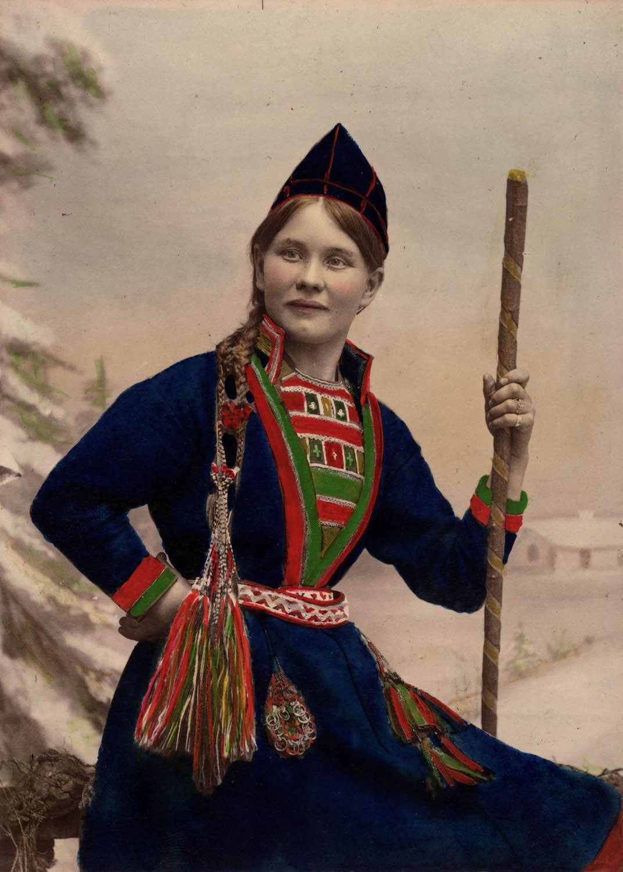 Samisk_kvinna_-_Nordiska_Museet_-_NMA.0033065