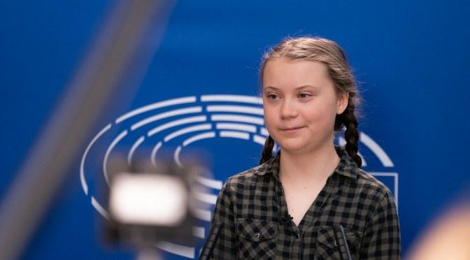 Angående orosanmälan gjord mot Greta Thunbergs föräldrar
