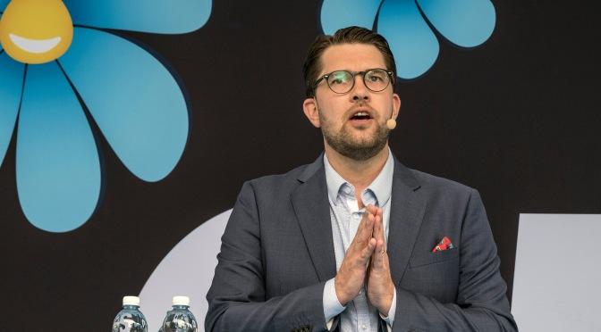 Jimmie Åkesson och de inbillade 120 000 flyktingarna