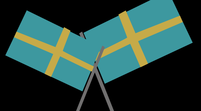 """Recension av Jonathan Lundbergs """"Sverigevänner"""""""